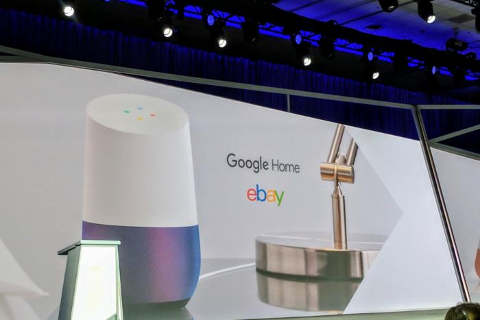 Google Home and eBay