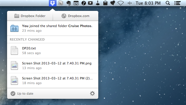 uninstall Dropbox from Mac